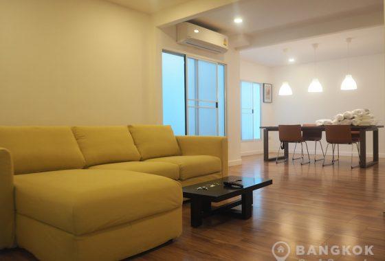 RENT Sammakorn Village Renovated Modern 4 Bed 1 Study 4 Bath House in Ramkhamhaeng