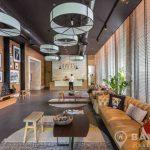RENT The Lofts Ekkamai Modern Spacious High Floor 1 Bed 1 Bath Condo near Ekkamai BTS