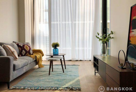 RENT 28 Chidlom New Stylish Spacious 1 Bed 47 sq.m near Chit Lom BTS