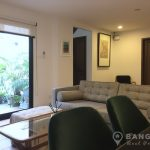 RENT Modern 4 Bed 4 Bath Phrom Phong Townhouse walk to BTS