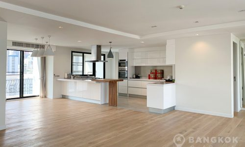 RENT Prime Mansion One Stunning New Renovated High Floor 3 Bed 4 Bath condo in Phrom Phong