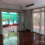 RENT Thonglor - Spacious Detached 4 Bed 4 Bath House with Private swimming Pool near BTS