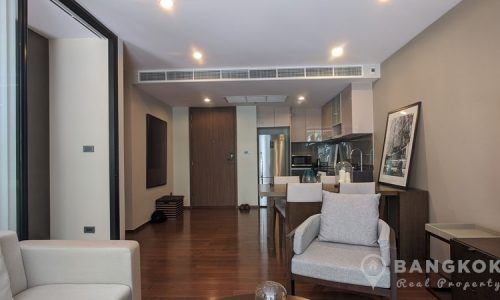 RENT The Hudson Sathorn 7 Condo 2 Bed 2 Bath near Chong Nonsi BTS