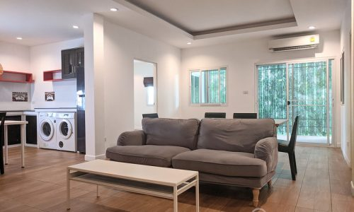 RENT Sammakorn Village in Ramkhamhaeng Spacious Modern 3 Bed 3 Bath Apartment