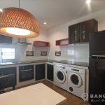 RENT Sammakorn Village in Ramkhamhaeng Spacious Modern 3 Bed 3 Bath Apartment