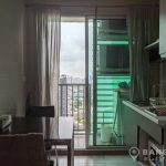 RENT The Base Sukhumvit 77 Modern High Floor 1 bed 1 bath with Canal View