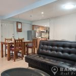 RENT Sammakorn Condominium Ramkhamhaeng Spacious High Floor 2 Bed 1 Bath with Pool View