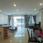 RENT The Rise Sukhumvit 39 in Phrom Phong Spacious High Floor 2 Bed 2 Bath near Emquartier