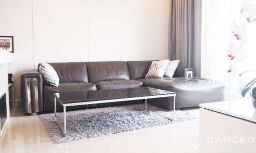 SALE Circle Condominium Phetchaburi High Floor 2 Bed 2 Bath near MRT