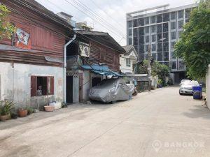 ขายที่พร้อมบ้าน ซอย สุขุมวิท 109 | Land for Sale Sukhumvit 109 photo