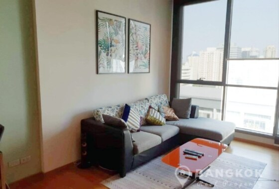 RENT Hyde Sukhumvit 13 ไฮด์สุขุมวิท 13 Modern 2 Bed 2 Bath near Nana BTS