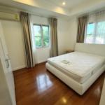 RENT Nantawan Srinakarin Village หมู่บ้านนันทวัน ศรีนครินทร์ Elegant Detached 3 Rec 4 Bed 4 Bath House