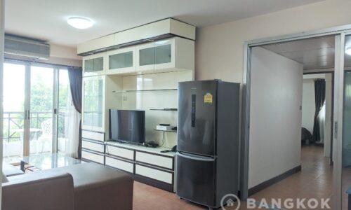 RENT Sammakorn Condominium Ramkhamhaeng Garden View 2 bed 1 bath condo