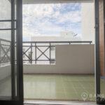 RENT Sammakorn Condominium Ramkhamhaeng Spacious High Floor 2 Bed 1 Bath condo