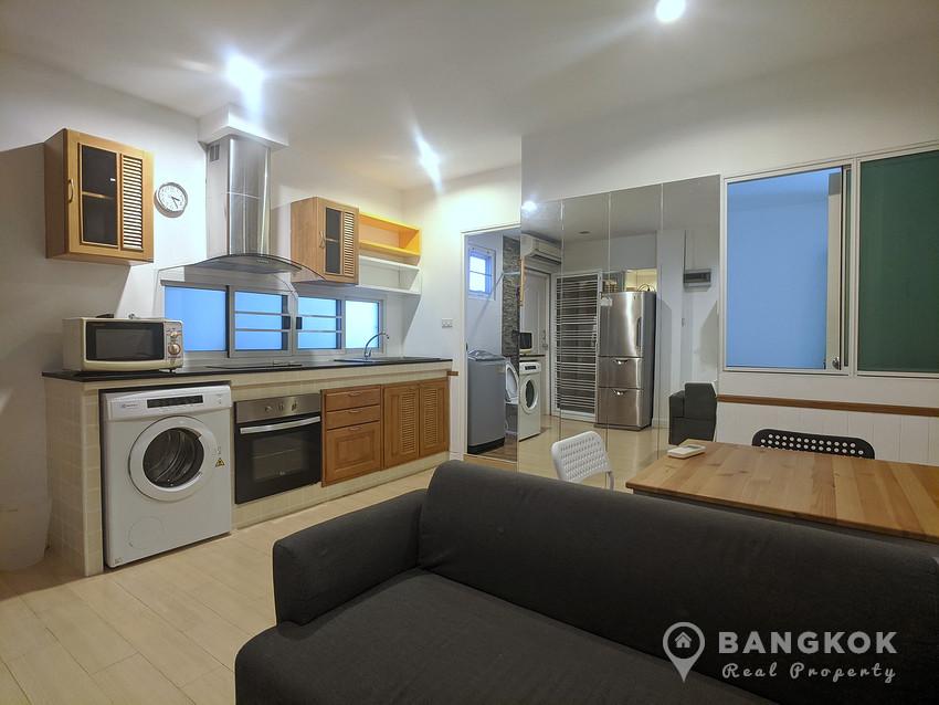Sammakorn Village | Modern 2 Bed 1 Bath Apartment photo