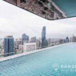 RENT Ashton Chula Silom แอชตัน จุฬา-สีลม Stunning High Floor 1 Bed at Sam Yan MRT