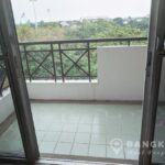 RENT Sammakorn Condominium Ramkhamhaeng High Floor Modern Lake View 2 bed 1 bath condo
