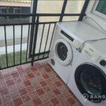 RENT Sammakorn Village Ramkhamhaeng High Floor Spacious 2 bed plus study apartment